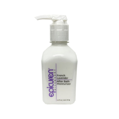 Epicuren After Bath French Lavender 16oz .500ml