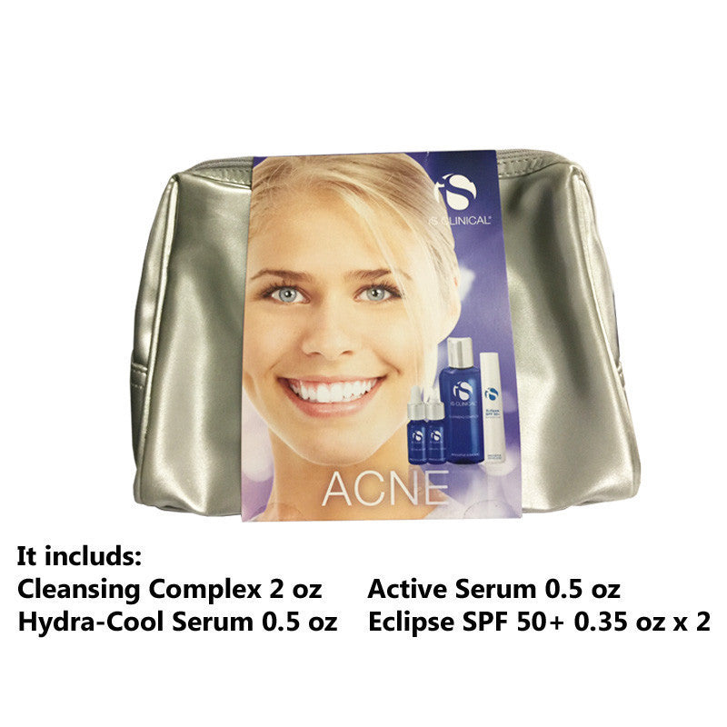IS CLINICAL ACNE TRAVEL KIT