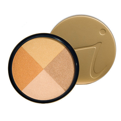 Jane Iredale Moonglow Quad Bronzer