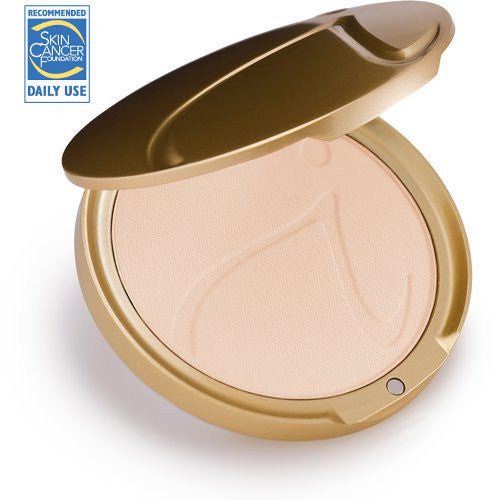 Jane Iredale PurePressed Base Pressed Powder SPF 20 with Compact - Satin