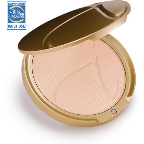 Jane Iredale PurePressed Base Pressed Powder SPF 20 with Compact - Suntan