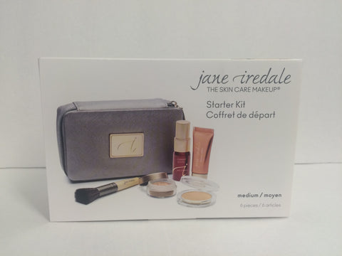Jane Iredale Starter Kit Medium