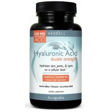 Neocell Hyaluronic Acid 2x Strength 60cp