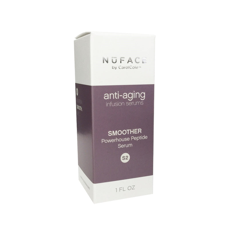 NuFACE Anti-Aging Infusion Serums Smoother, 1 oz