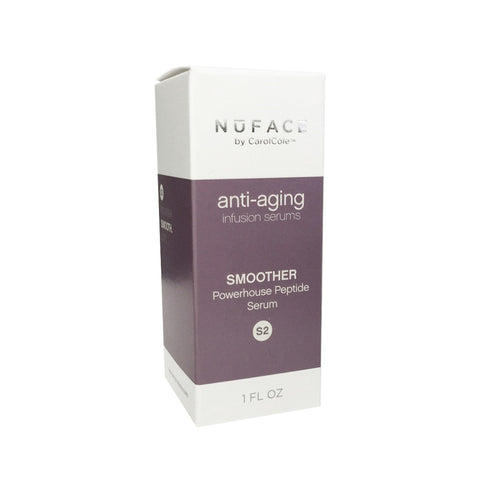 NuFACE Anti-Aging Infusion Serums Smoother