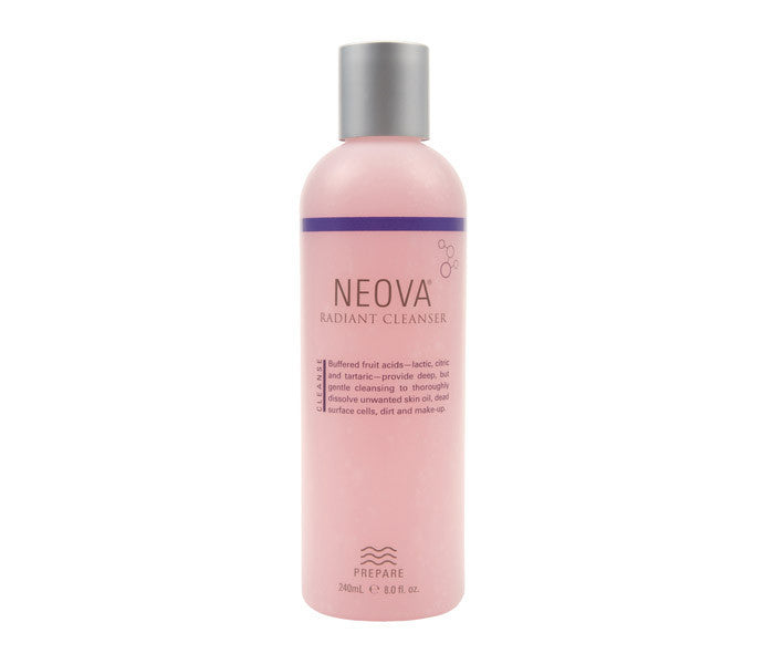 Neova Radiant Cleanser, 8 oz (240ml)