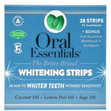Oral Essentials Whitening Strips 14ct