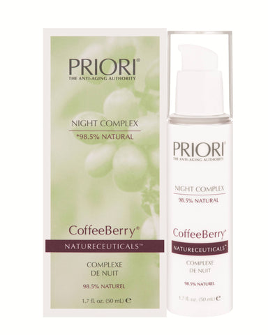 Priori Coffee Berry Natureceuticals Night Complex