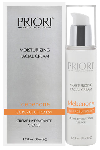 Priori Idebenone Superceuticals Moisturizing Facial Cream
