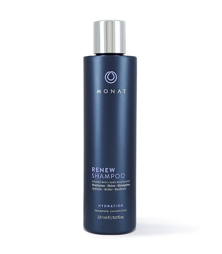 Monat RENEW SHAMPOO Hair Loss For Hair Balance - Helps increase hair brilliance, strength and vitality. Infused with REJUVENIQE
