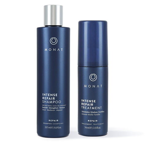 MONAT INTENSE REPAIR SHAMPOO AND TREATMENT