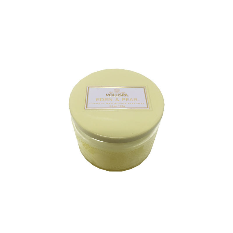 Voluspa Japonica Jar Eden Pear 3.2oz