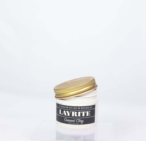 LayRite Cement Clay  - 4oz jar