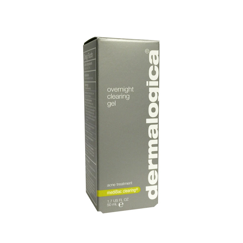 Dermalogica Overnight Clearing Gel Acne Treatment 1.7oz 50ml