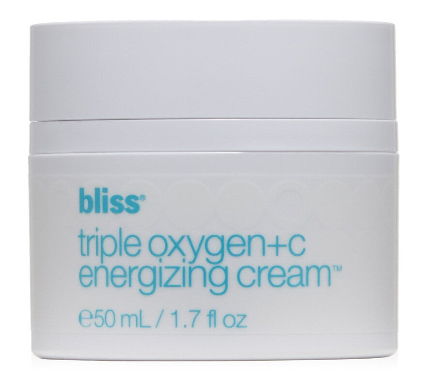 Bliss Triple Oxygen + C Energizing Cream 1.7oz 50ml