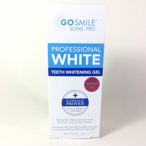 Go Smile Teeth Whitening Gel 3.4 oz