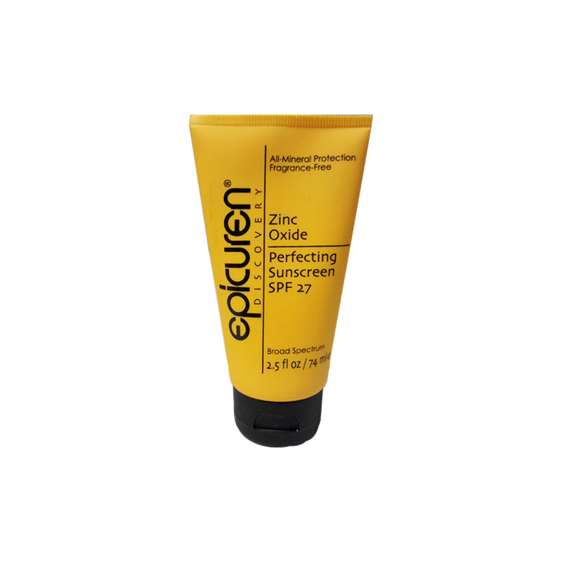 Epicuren Zinc Oxide Perfecting Sunscreen SPF27 2.5oz 74ml