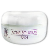 Devita Acne Solution Pads  2oz 60gm  30pads