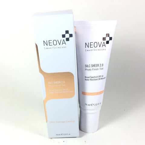 Neova DNA Damage Control Silc Sheer 2.0 SPF 40 2.5oz