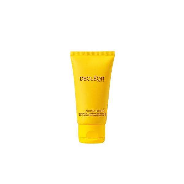 Decleor 2in1 Purifying and Oxygenating Mask