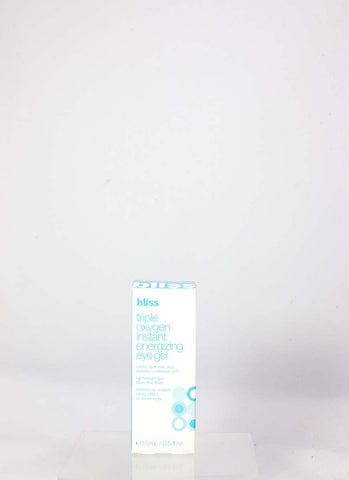 Bliss Triple Oxygen Instant Energizing Eye Gel 0.5 oz