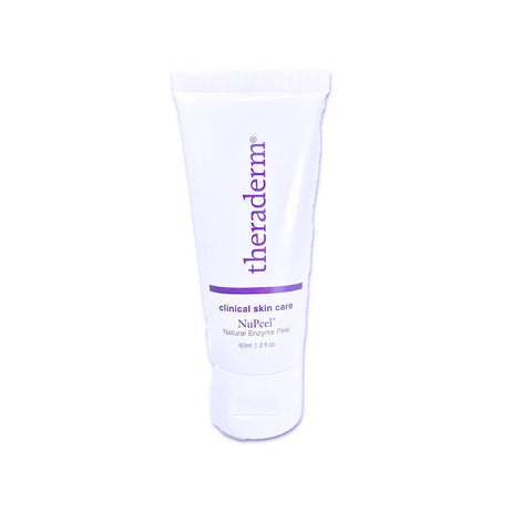 Theraderm Nupeel natural enzyme peel  60ml 2oz