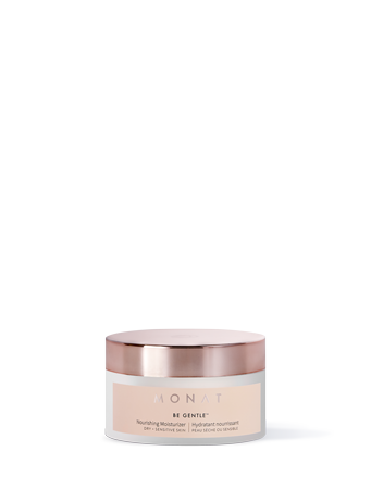 Be Gentle Nourishing Moisturizer 1.52 oz, Hydrating & Replenishing Moisture-boosting Hyaluronic Acid and Plant Stem Cells by Monat