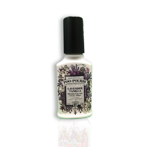 Poo-Pourri Lavender Vanilla, 4oz/118ml