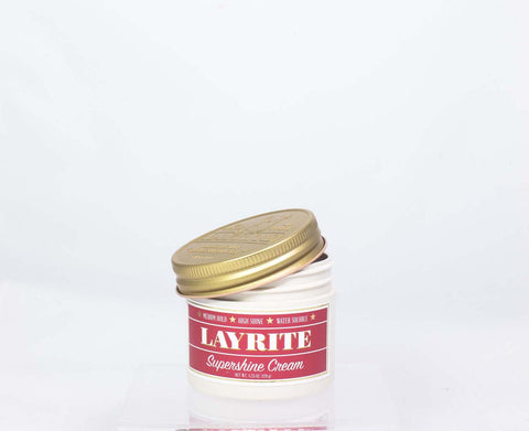 LayRite Supershine Cream - 4 oz