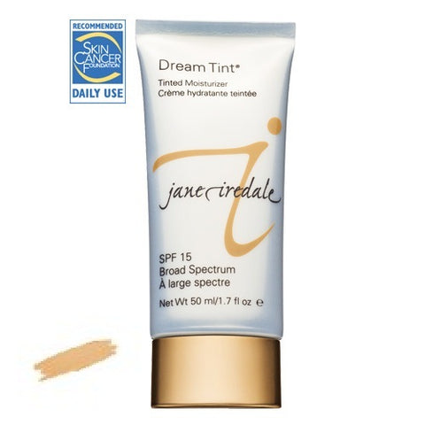 Jane Iredale Dream Tint Tinted Moisturizer - Light  1.7 oz