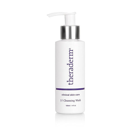 Theraderm Cleansing Wash  4oz 120ml