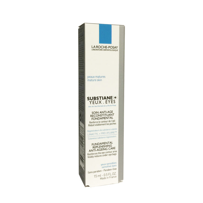 La Roche-Posay Sustaine + Yeux Eyes Anti-Aging Care - 0.5 floz tube