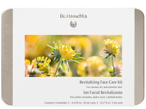 Dr. Hauschka Revitalizing Face Care Kit