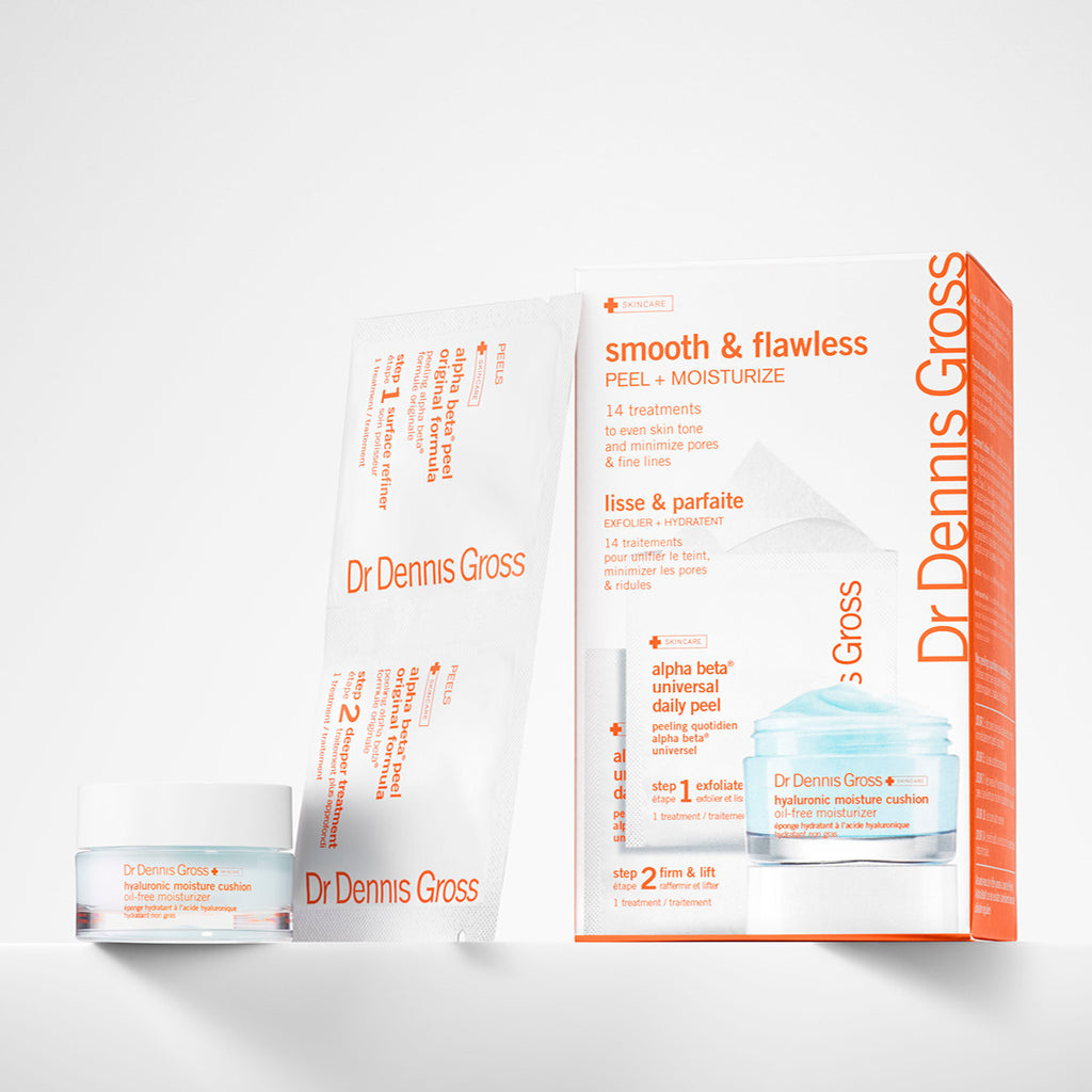 Dr Dennis Gross Smooth & Flawless Universal Formula 14 Day 14 Packets