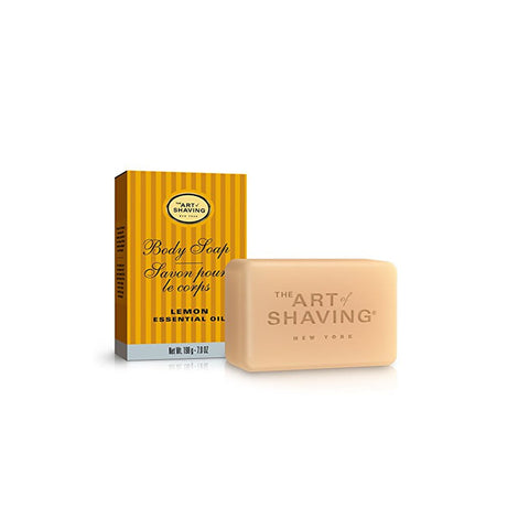 The Art of Shaving Body Soap - Lemon 7 oz