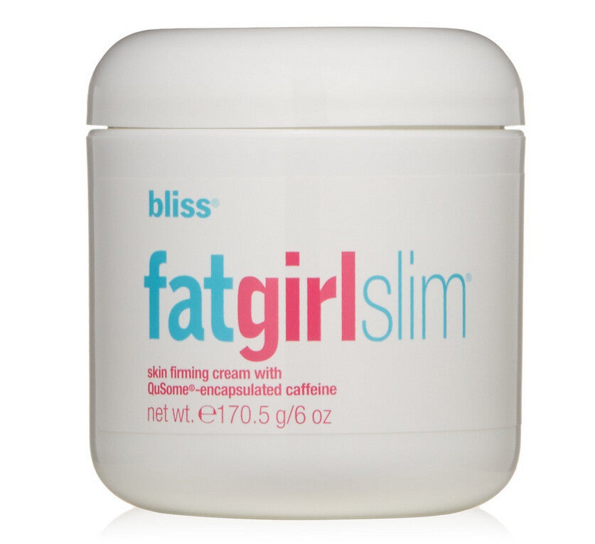 Bliss Fat Girl Slim Skin Firming Cream 6oz 170.5g