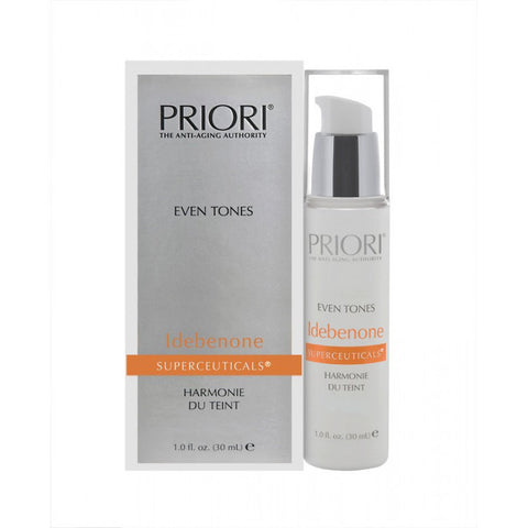 Priori Even Tones Idebenone Superceuticals