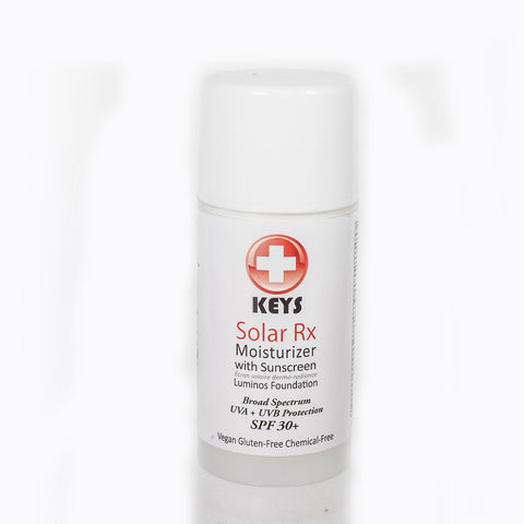 Keys Solar Rx Moisturizer With Sunscreen 3.4 oz
