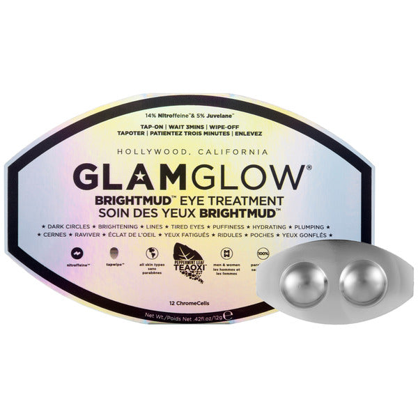 GlamGlow BrightMud Eye Treatment Mask