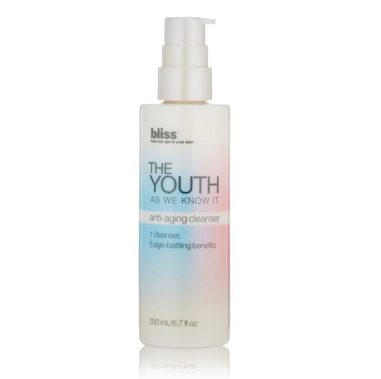 Bliss Youth Anti-Aging Cleanser (6.7oz/200ml)