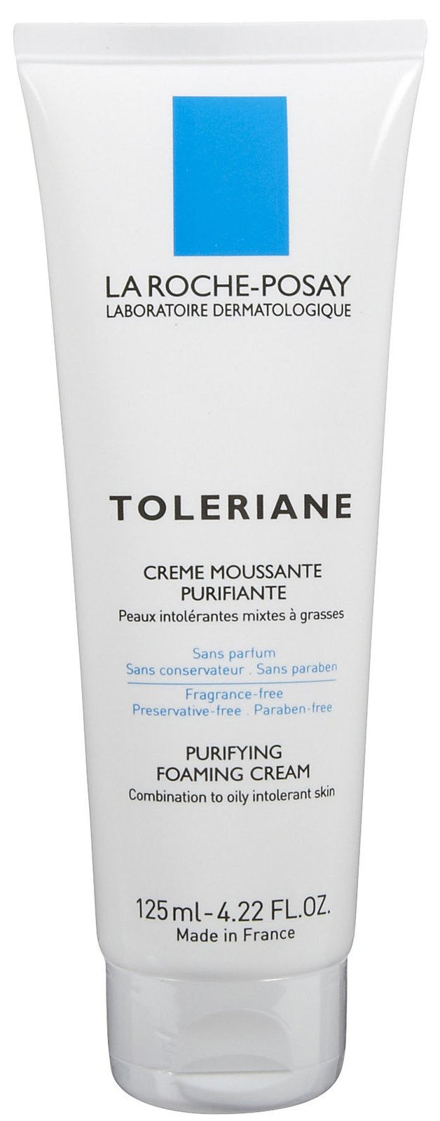 La Roche-Posay Toleriane Purifying Foaming Cream