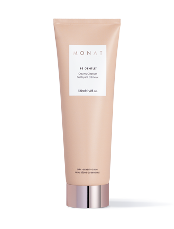 MONAT Be Gentle Creamy Cleanser - Purifying & Soothing Skin-conditioning antioxidants and REJUVENIQE