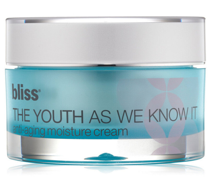 Bliss Youth Anti-Aging Moisture Cream 1.7oz 50ml