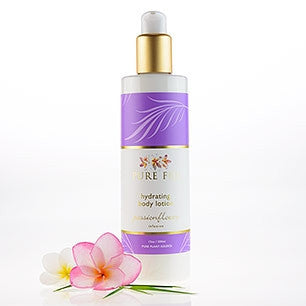 Pure Fiji Body Lotion Passionflower, 12 oz/350 ml