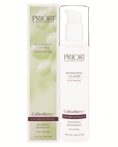Priori Coffee Berry Natureceuticals Revitalizing Cleanser