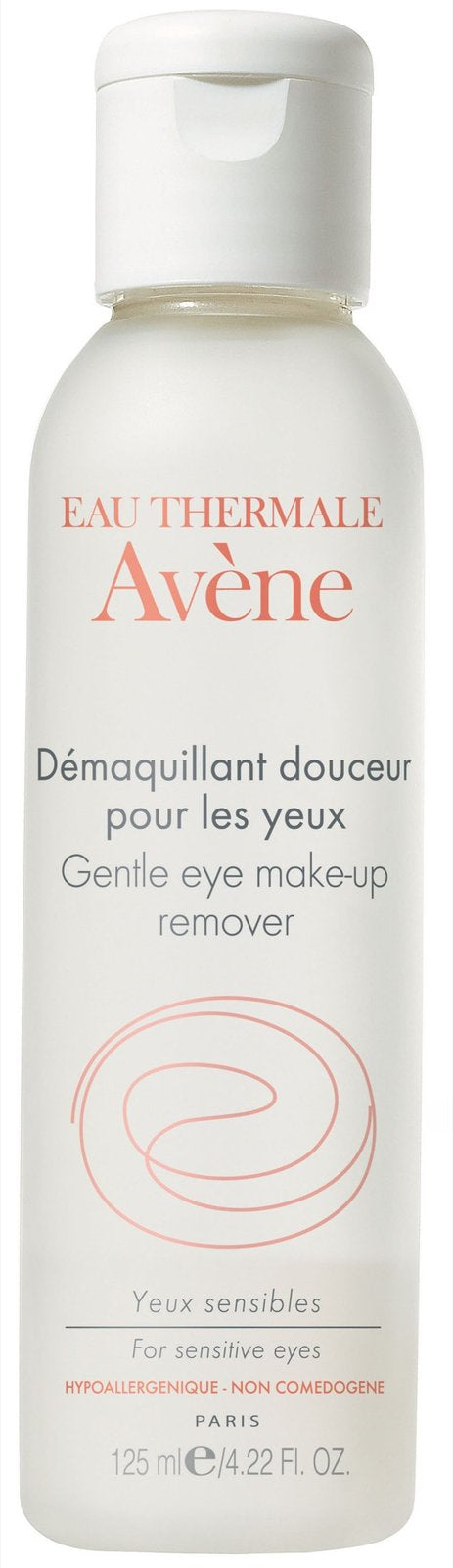 Avene Gentle Eye Make-up Remover, (125ml)