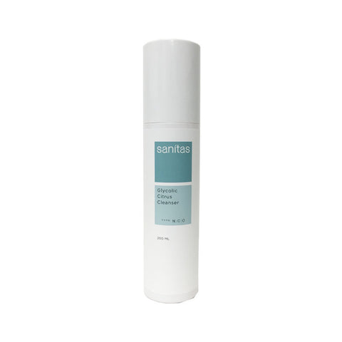 Sanitas Glycolic Citrus Cleanser 200 ml