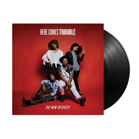 Here Comes Trouble Vinyl
