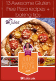 How to Make Gluten Free Pizza eBook from Jules