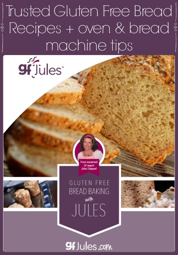 Gluten Free Bread Baking eBook